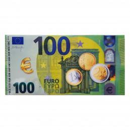 """Конверт для денег """"100 Евро"""""""