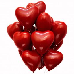 Шар воздушный Сердце 1 шт.