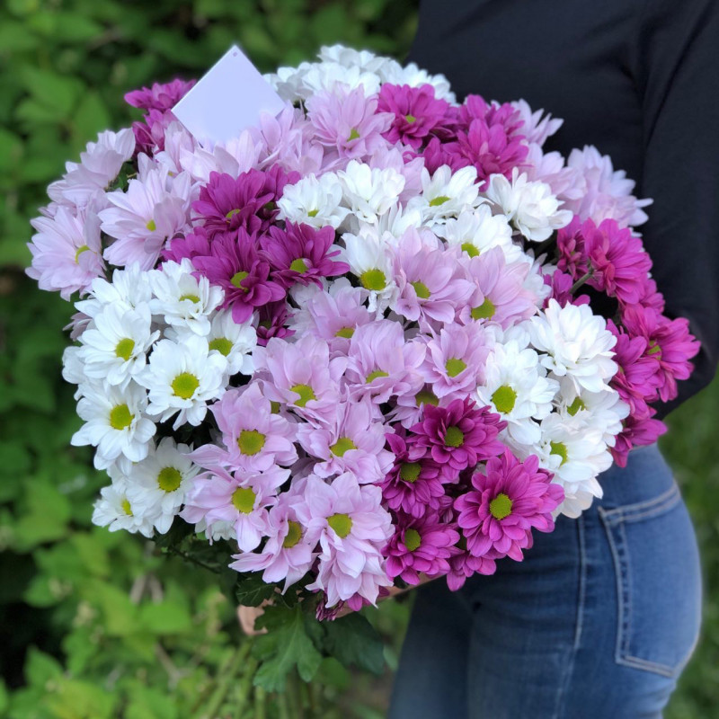 букеты из хризантемы кустовой фото помощью этих